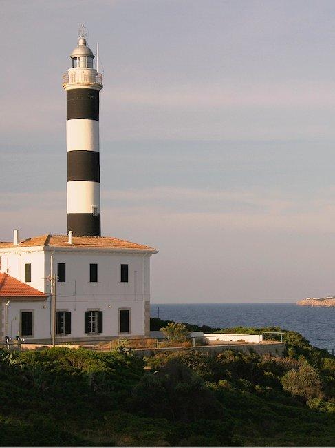 Phare de Majorque Sud