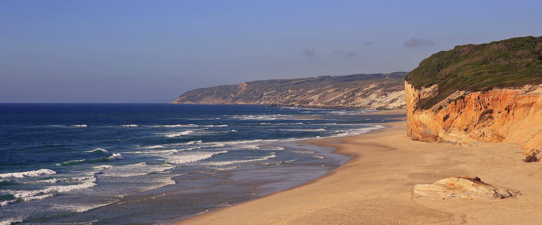 Praia na Região Central