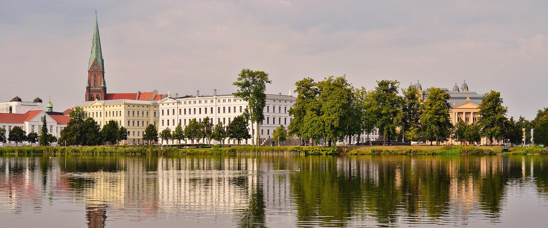 Ferienwohnungen und Ferienhäuser am Schweriner see