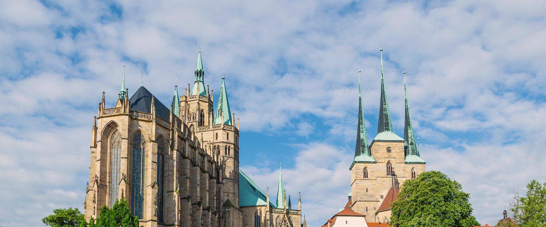 Ferienwohnungen und Ferienhäuser in Erfurt