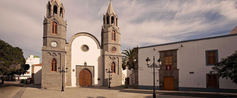 Basílica de San Juan Bautista en Telde