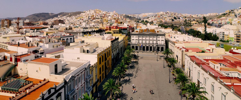 Semesterhus och lägenheter i Las Palmas