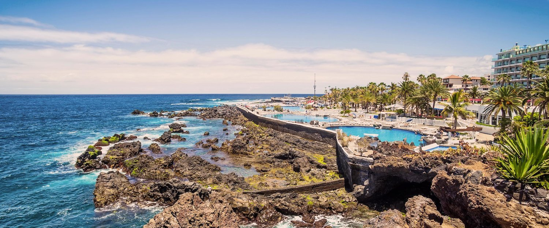 Ferienwohnungen und Ferienhäuser in Puerto de la Cruz