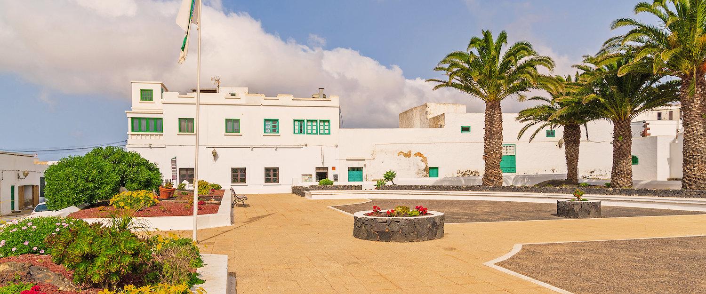 Plaza en Teguise