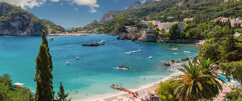 Domy i apartamenty wakacyjne na Korfu