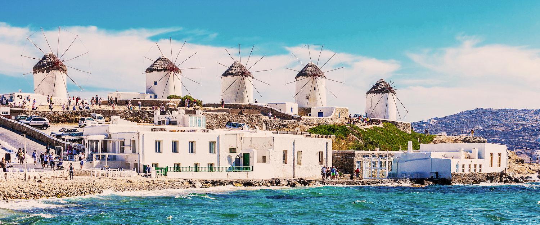 Domy i apartamenty wakacyjne na Mykonos
