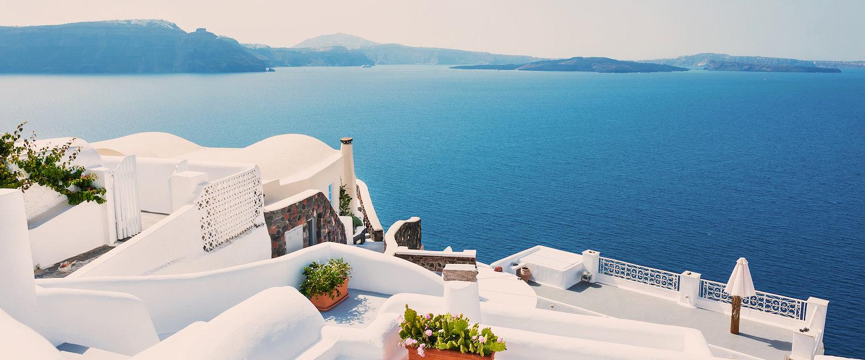 Ferienwohnungen und Ferienhäuser auf Santorini