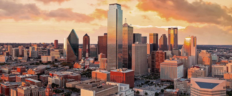 Skyline von Dallas