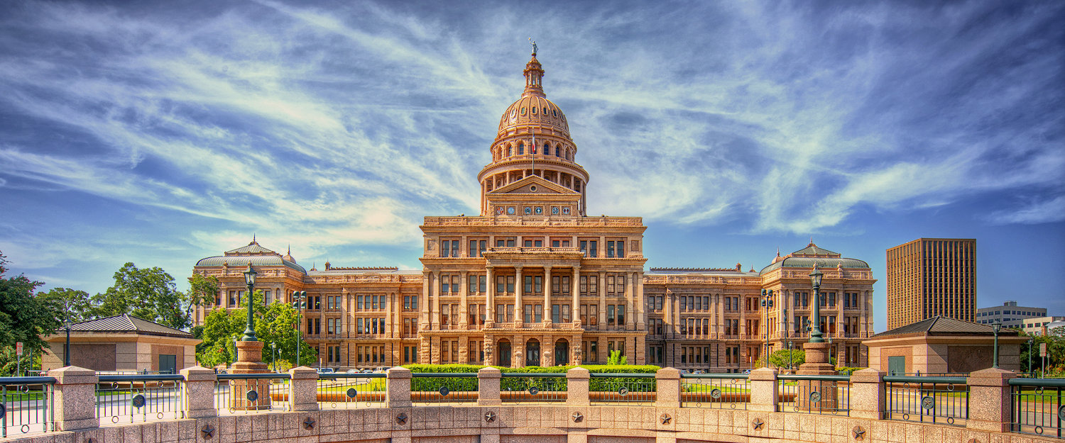 The Texas State Capitol