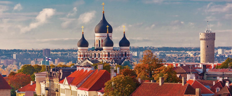 Hauptstadt Tallin