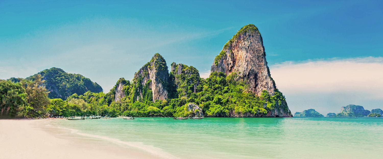 Khao Lak im Südwesten Thailands