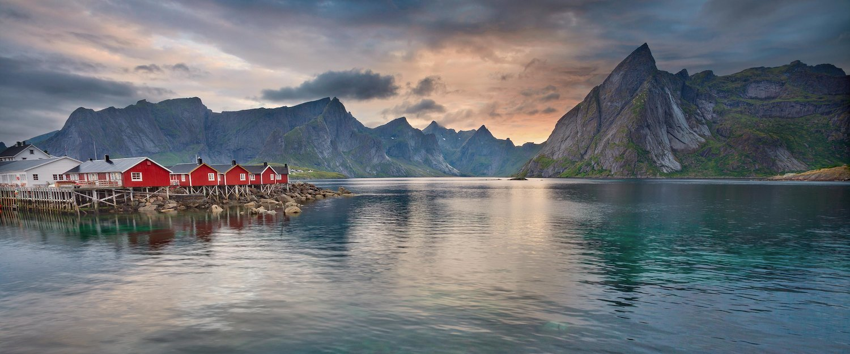 Feriehus og leiligheter i Norge