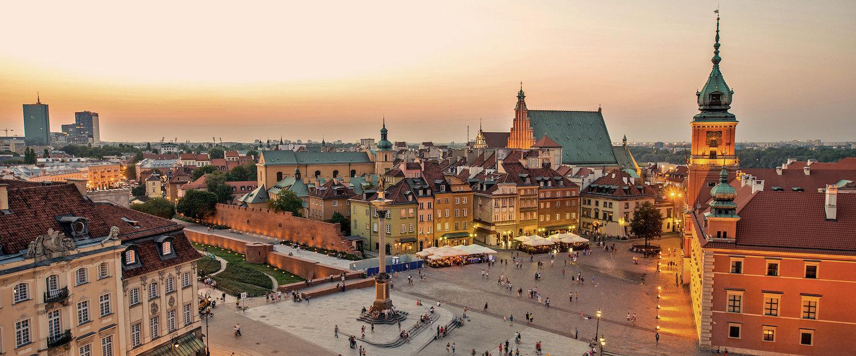 Casas de férias para alugar em Varsóvia