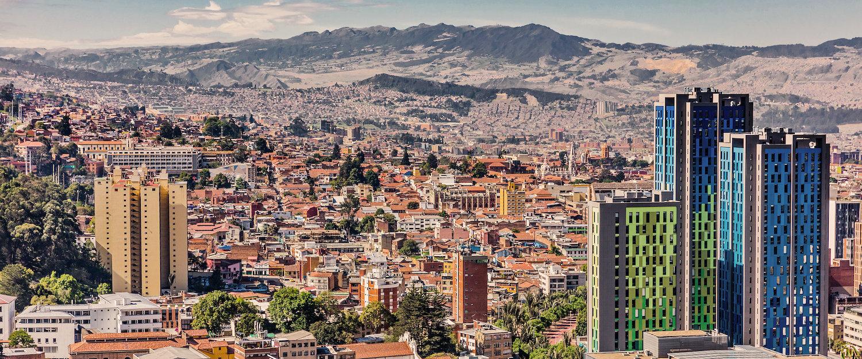 Apartamentos e Casas de temporada em Colômbia
