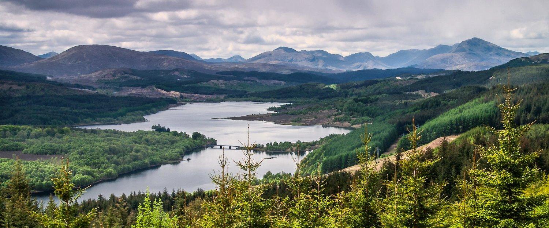 Ferienwohnungen und Ferienhäuser in Schottland