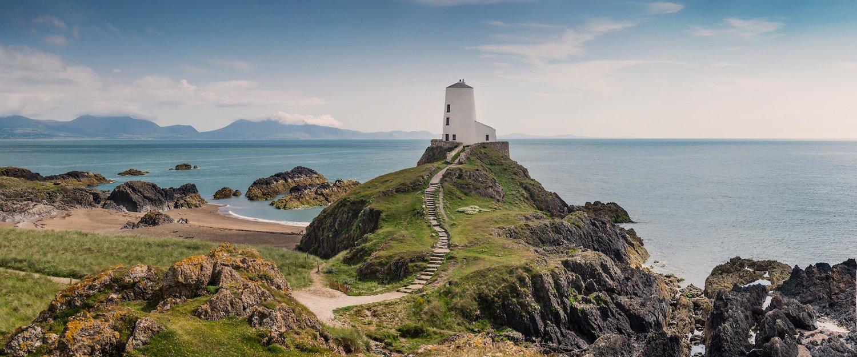 Ferienwohnungen und Ferienhäuser in Wales