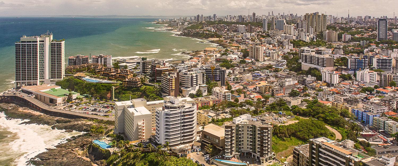 Apartamentos e casas de temporada em Bahia