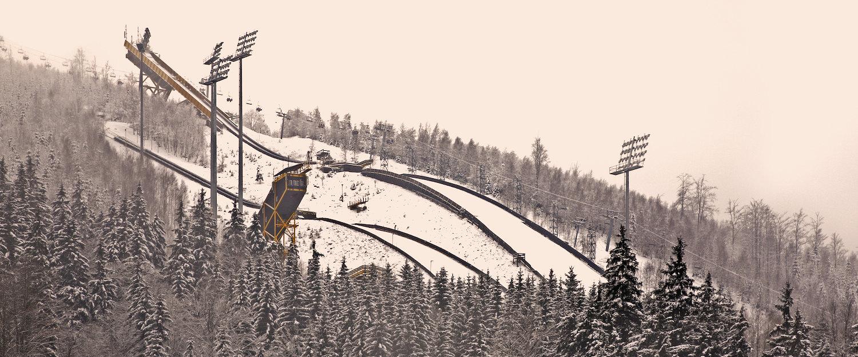 Góra Certak w Harrachovie
