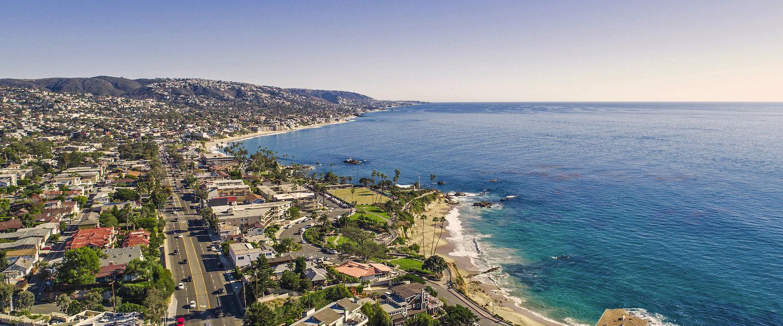 Semesterhus och lägenheter på Laguna Beach
