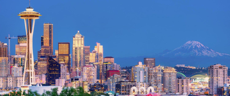 Semesterhus och lägenheter i Seattle
