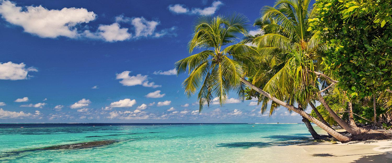 Traumstrand auf den Malediven