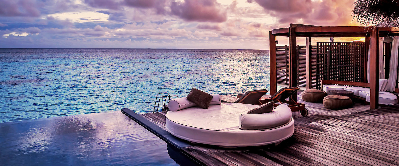 Traumhaftes Paradies Malediven