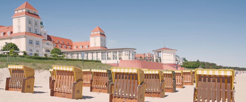 Ferienwohnungen und Ferienhäuser in Binz