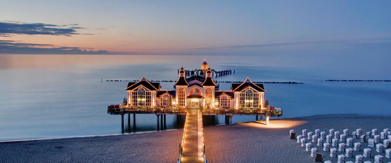 Ferienwohnungen und Ferienhäuser in Sellin