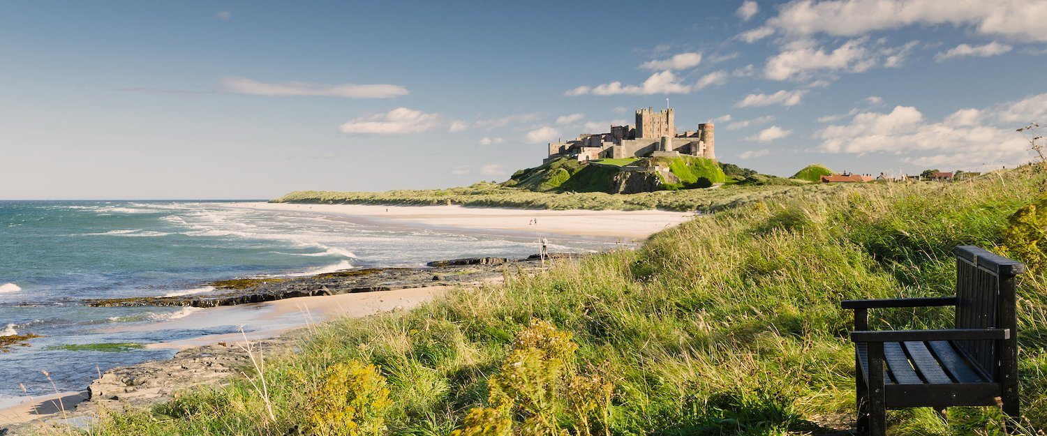 Holiday rentals and lettings in Northumberland
