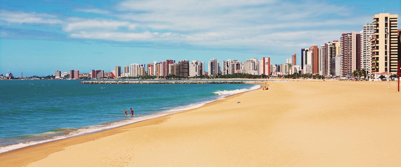 Apartamentos e casas de temporada em Fortaleza