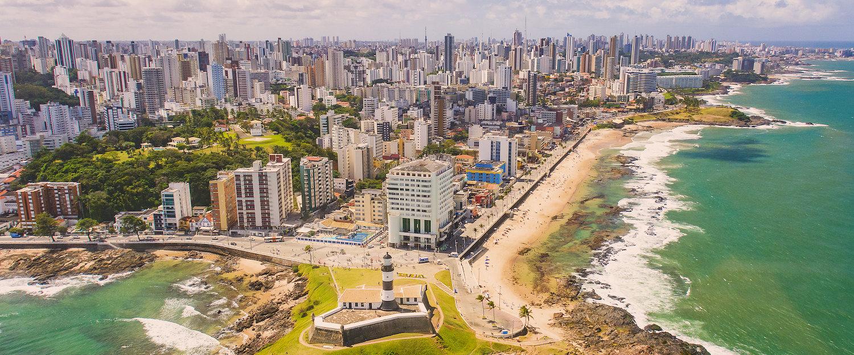 Apartamentos e casas de temporada em Salvador