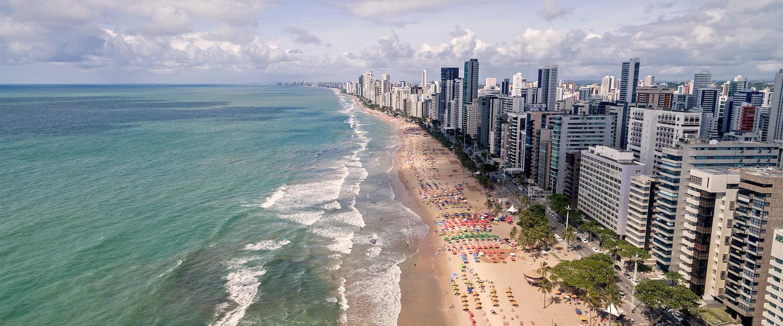 Apartamentos e casas de temporada em Pernambuco