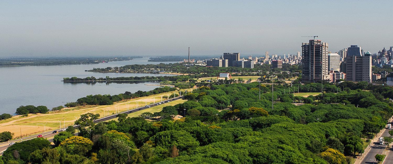 Apartamentos e casas de temporada em Porto Alegre