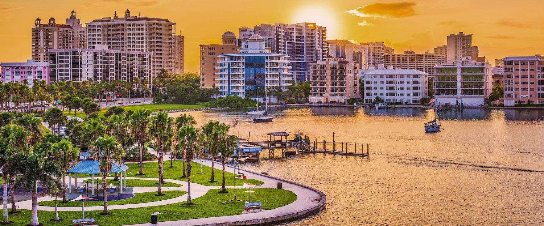 Semesterhus och lägenheter i Sarasota