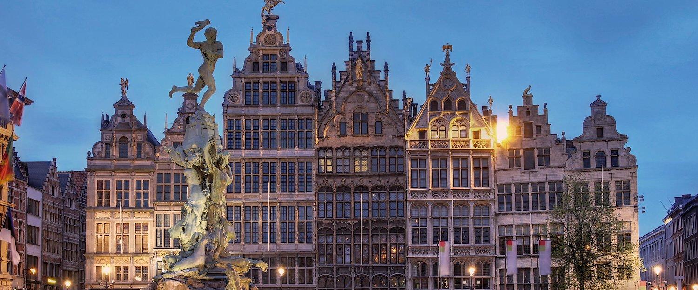 Vakantiehuizen in Antwerpen