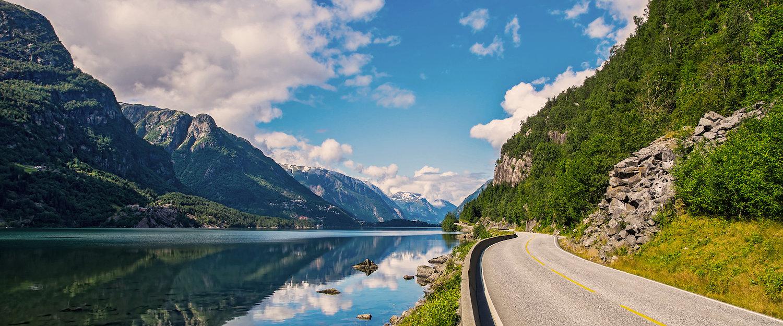 Fjordlandskapet i Rogaland