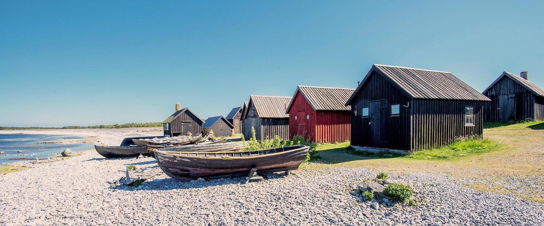 Stugor på Gotland