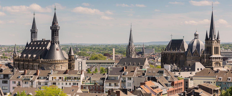 Ferienwohnungen und Ferienhäuser in Aachen