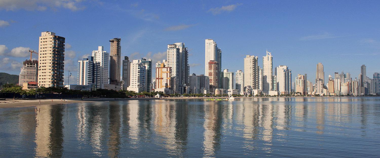 Apartamentos e casas de temporada em Balneário Camboriú