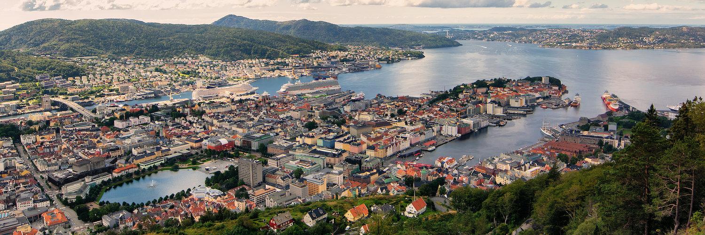 Feriehus og leiligheter i Bergen