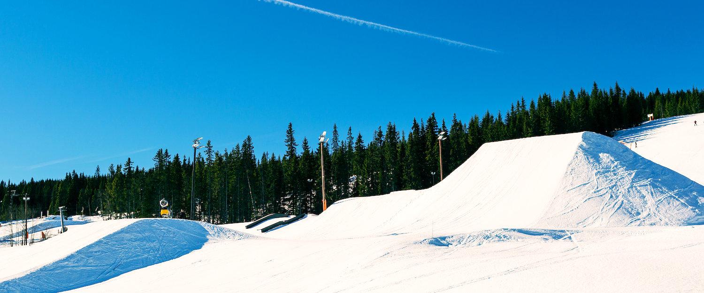 Snowpark Trysil