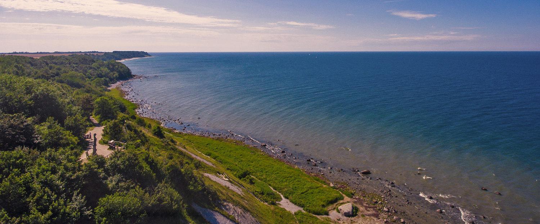 Ruheoase an der Ostsee