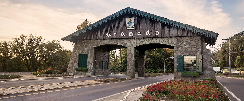 Apartamentos e casas de temporada em Gramado