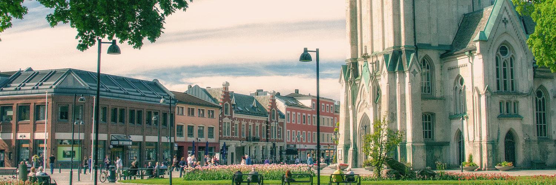 Feriehus og leiligheter i Kristiansand
