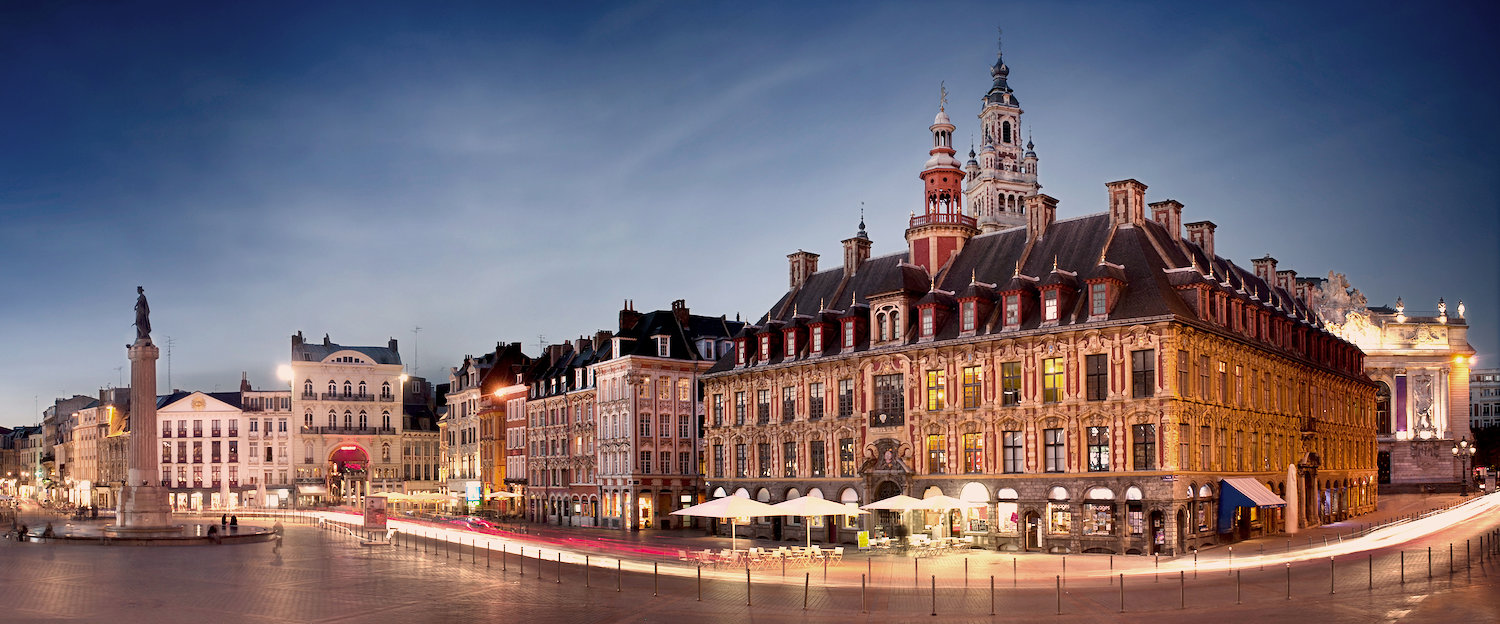 Vacation Rentals in Lille