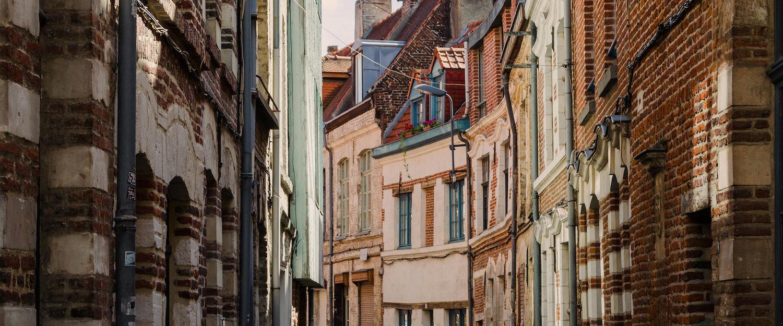 Las calles de Lille