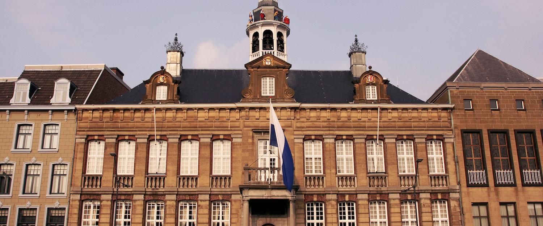 Roermond, die Einkaufsstadt in der Provinz Limburg