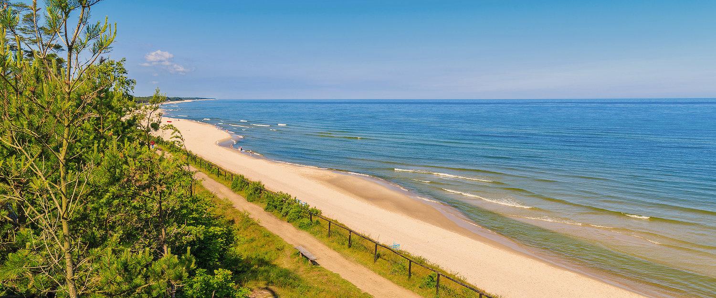 Władysławowo to idealne miejsce na letni wypoczynek
