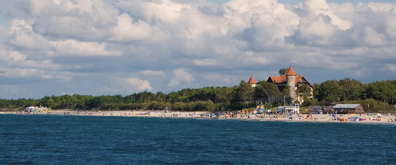 Apartamenty wakacyjne w Łebie
