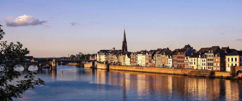 Maastricht an der Maas